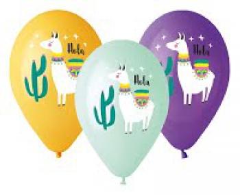 balony-premium-hel-lama-13-5-szt