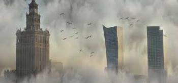 smog warszawski