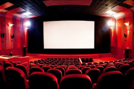 Popołudniowy seans filmowy