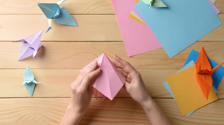 Zabawa z origami
