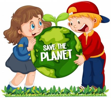Planeta jest w naszych rękach - zacznijmy od siebie a będzie bezpiecza