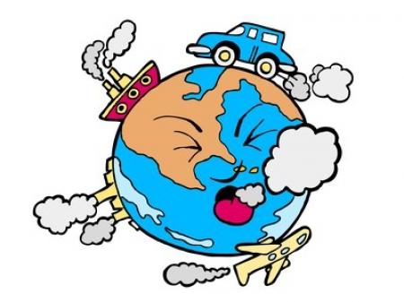 Dbamy o naszą planetę - smog