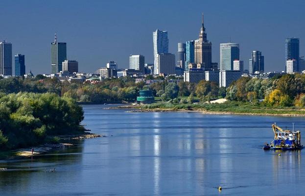 Z biegiem Wisły - Warszawa