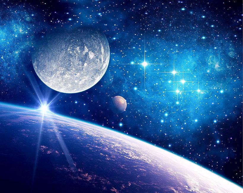 Muzyka kosmosu i oceanów