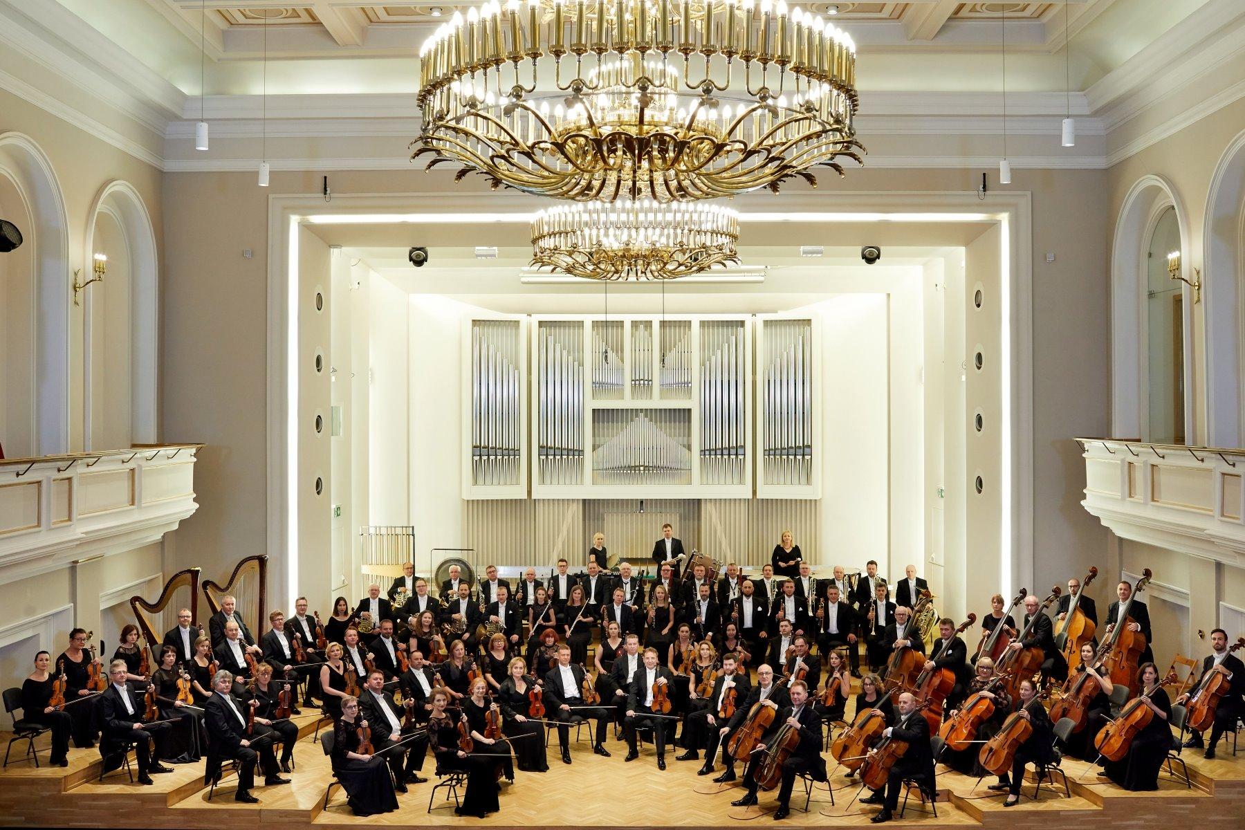 Zapraszamy do Filharmonii.