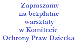 Warsztaty online