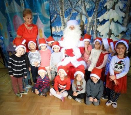 Odwiedził nas św. Mikołaj
